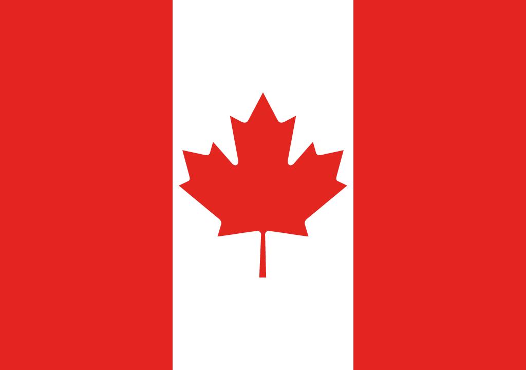 BANDEIRA DO CANADA