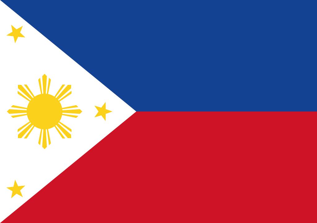 BANDEIRA FILIPINAS