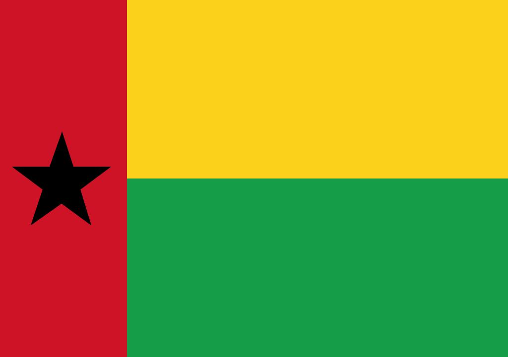 BANDEIRA DA GUINE BISSAU