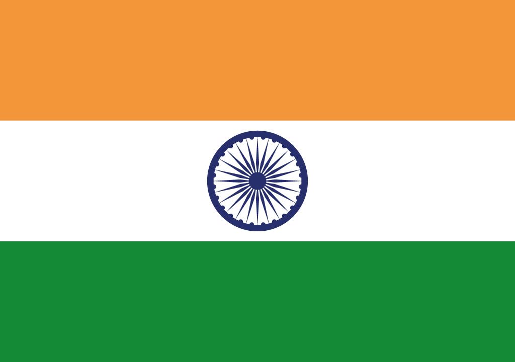 BANDEIRA INDIA