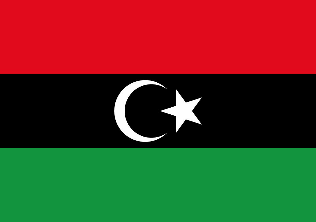 BANDEIRA DA LIBIA