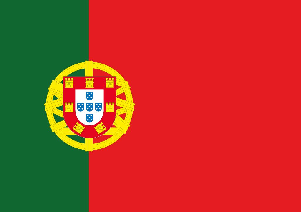 BANDEIRA DA PORTUGAL