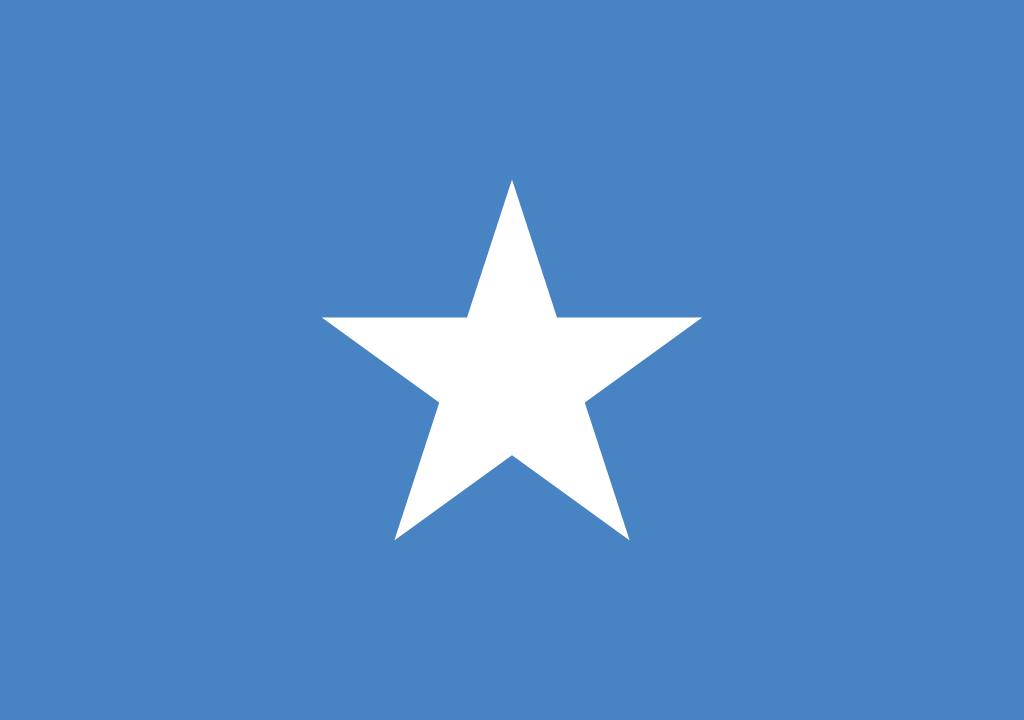BANDEIRA DA SOMALIA