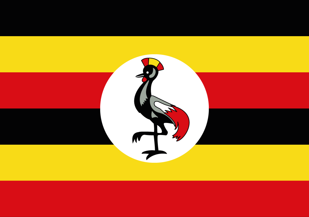 BANDEIRA DO UGANDA