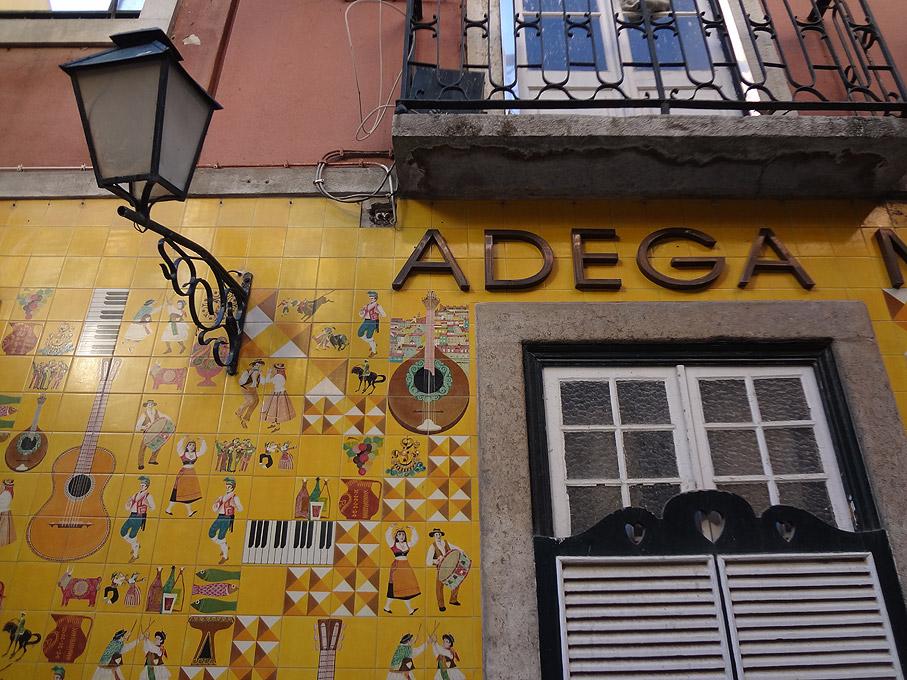 Fotografia Restaurante Adega Machado, Bairro Alto Lisboa