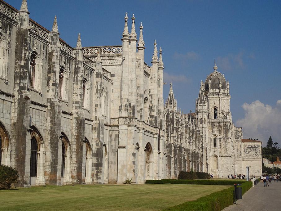 Fotografia Mosteiro dos Jerónimos, Belém Lisboa