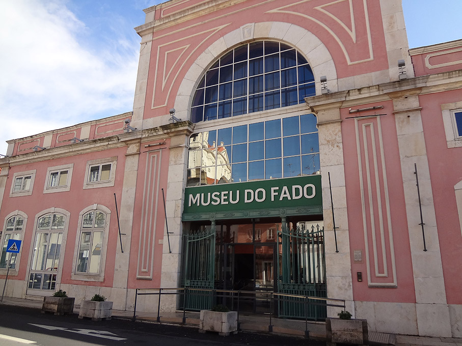 Fotografia Museu do Fado, Alfama Lisboa