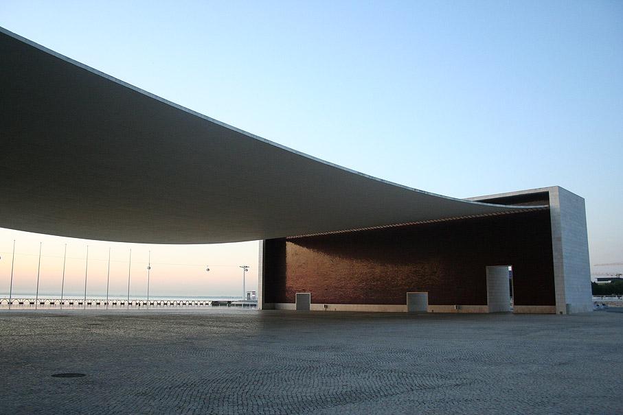 Fotografia Pavilhão de Portugal, Parque das Nações Lisboa