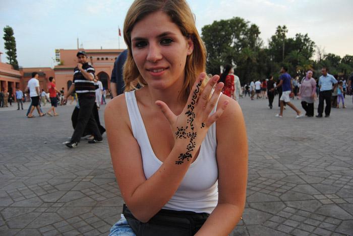 Marrakech girls