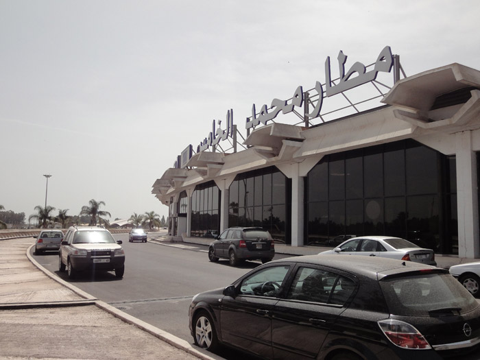 Photo of Casablanca airport in Morocco