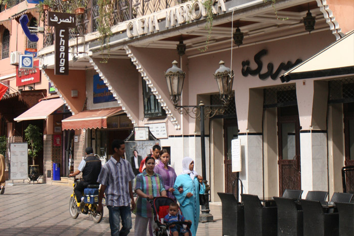 Photo of Cinema Mabrouka in Marrakech