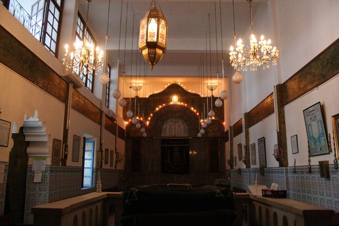 Jewish Synagogue Marrakech