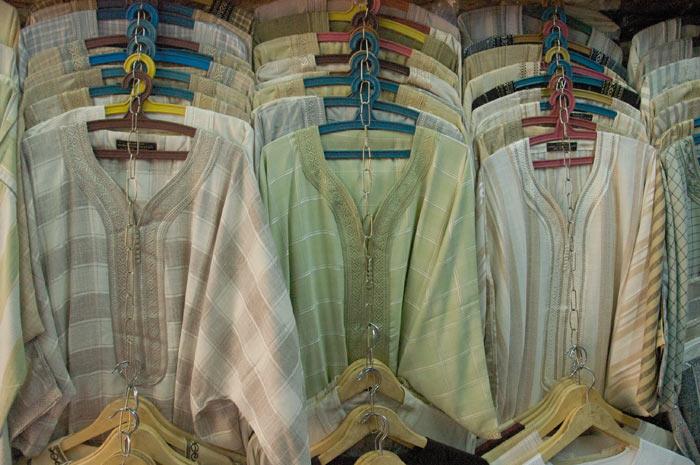 Buy Clothes In Marrakech Souks Nomad Revelations Travel Blog