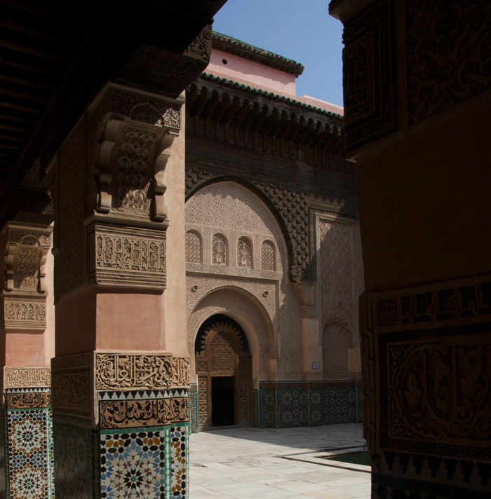 Different Architecture Styles In Old Marrakech Holidays