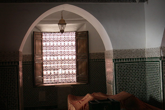 Photo of Zaouia of Saint Qadi Iyad Tomb in Marrakech