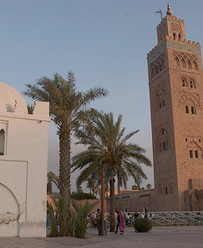 koutoubia in marrakech