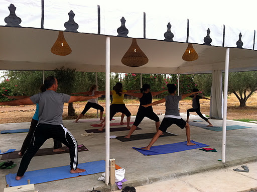 Marrakech Yoga Workshops
