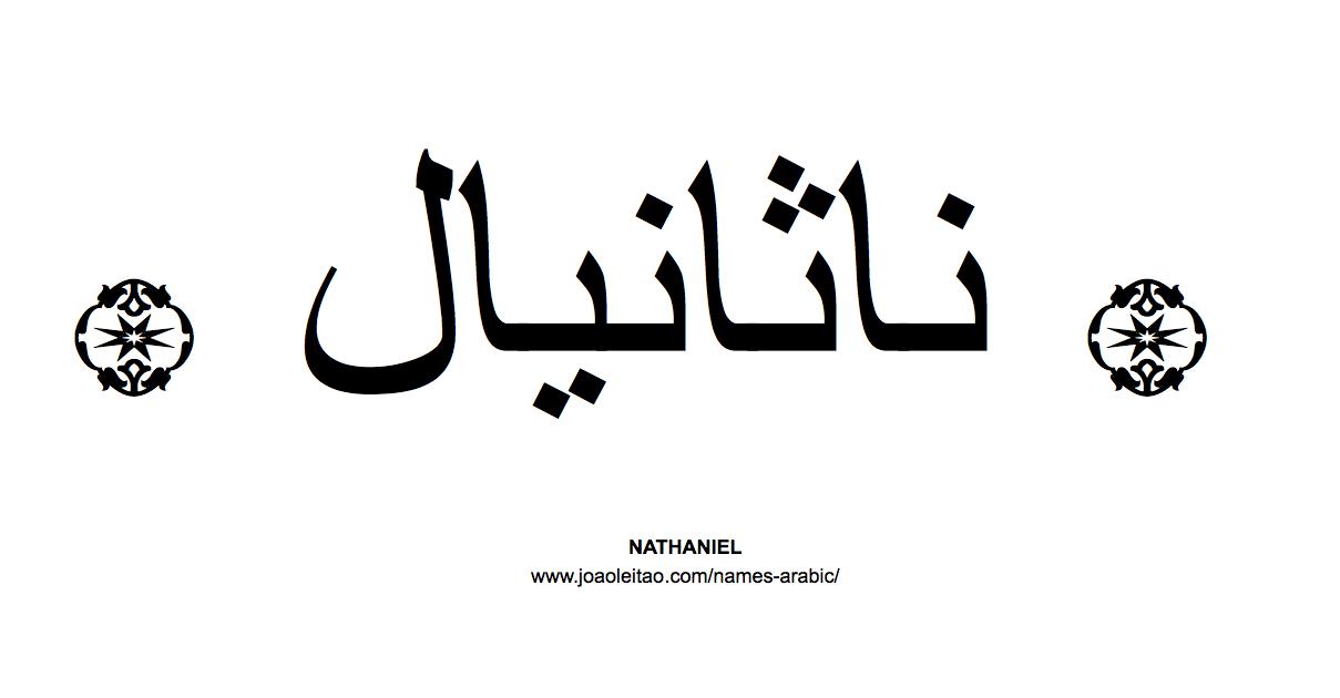 How To Write Arabic Name