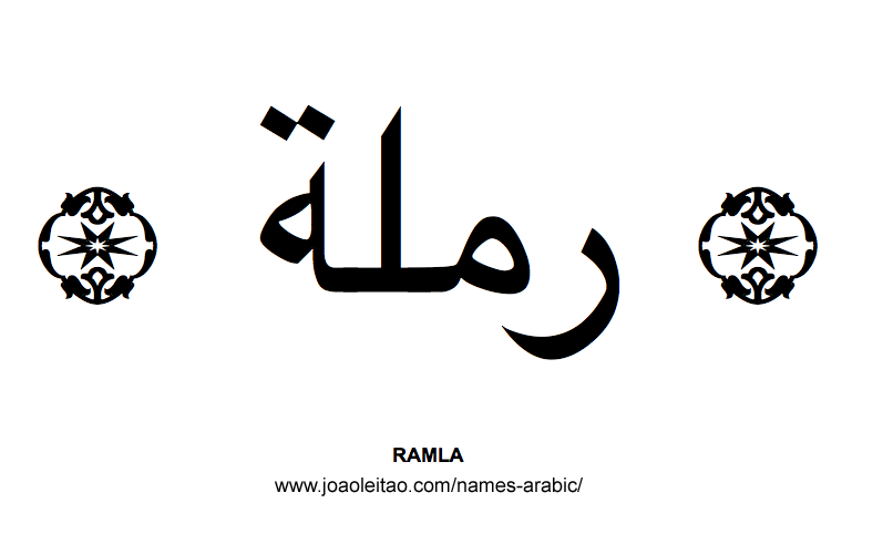 Muslim female names names in arabic ramla muslim woman name malvernweather Gallery