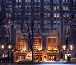 Five Star Hotel New York City