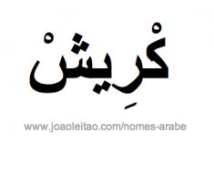 chris-nome-arabe