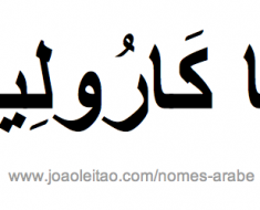 ana-carolina-nomes-arabe