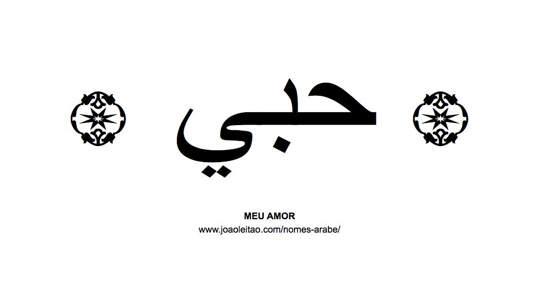 Arquivo Para Palavras Bonitas Em árabe Nomes Em árabe