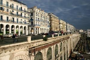 Capital da Argelia