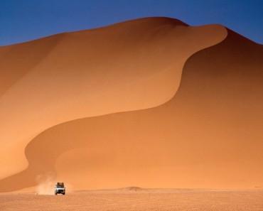 Deserto Argelia