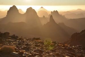 Montanhas Argelia
