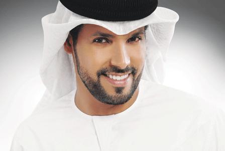 Cantante Arabe, Hombre de los Emiratos - Abdul Menam al Aamri