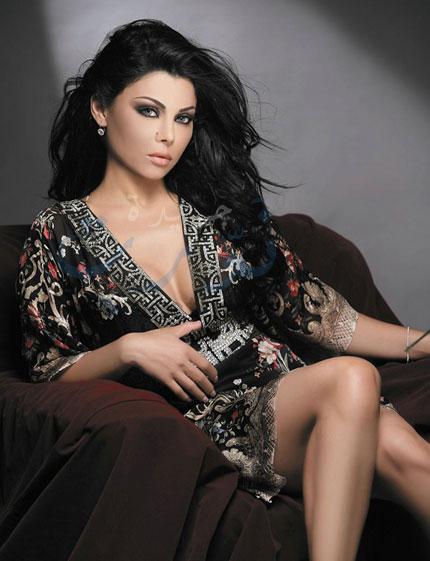 Cantora Arabe, Mulher do Libano - Haifa Wehbe