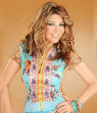 Cantora Arabe, Mulher do Marrocos - Samira Said