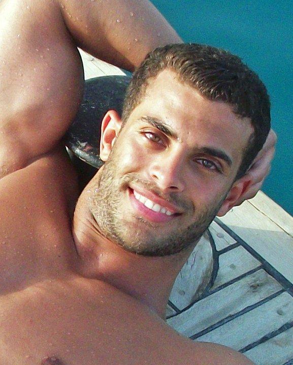 Modelo Arabe, Homem do Egito - Tarek Nagib