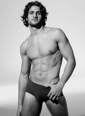 Modelo Arabe, Homem do Líbano - Milad Srour