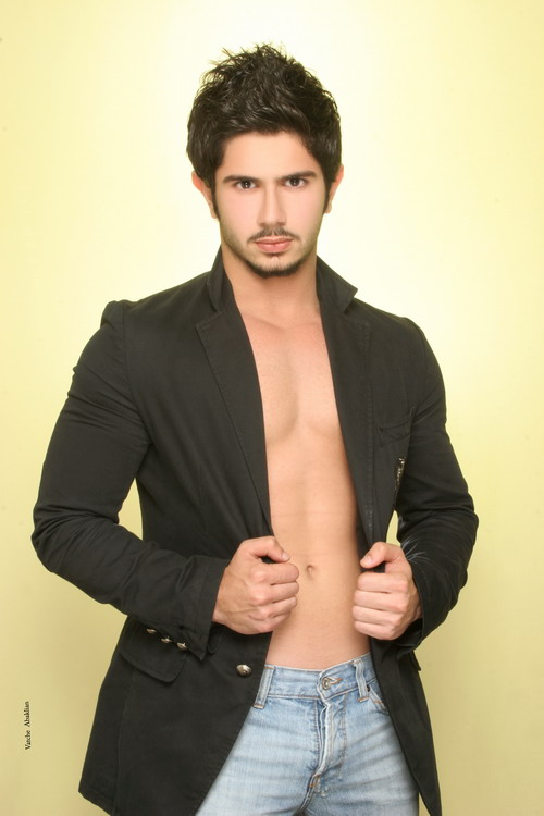 Modelo Arabe, Homem do Líbano - Mohannad Jawish