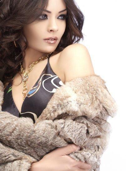 Modelo Arabe, Mulher do Egito - Amany Abolnaga
