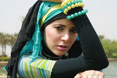 Modelo Arabe, Mulher do Egito - Yassmin Mohsen