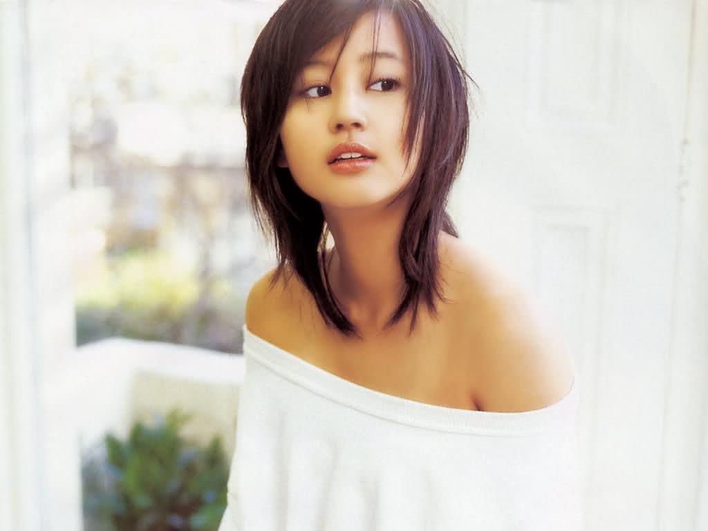 Atriz Japonesa, Mulher do Japão - Horikita Maki