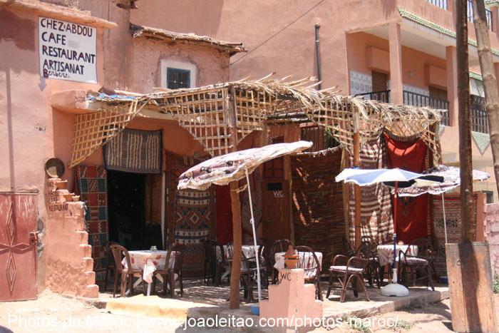 caf restaurant et magasin d 39 artisanat tinmel photos On typo artisanat café