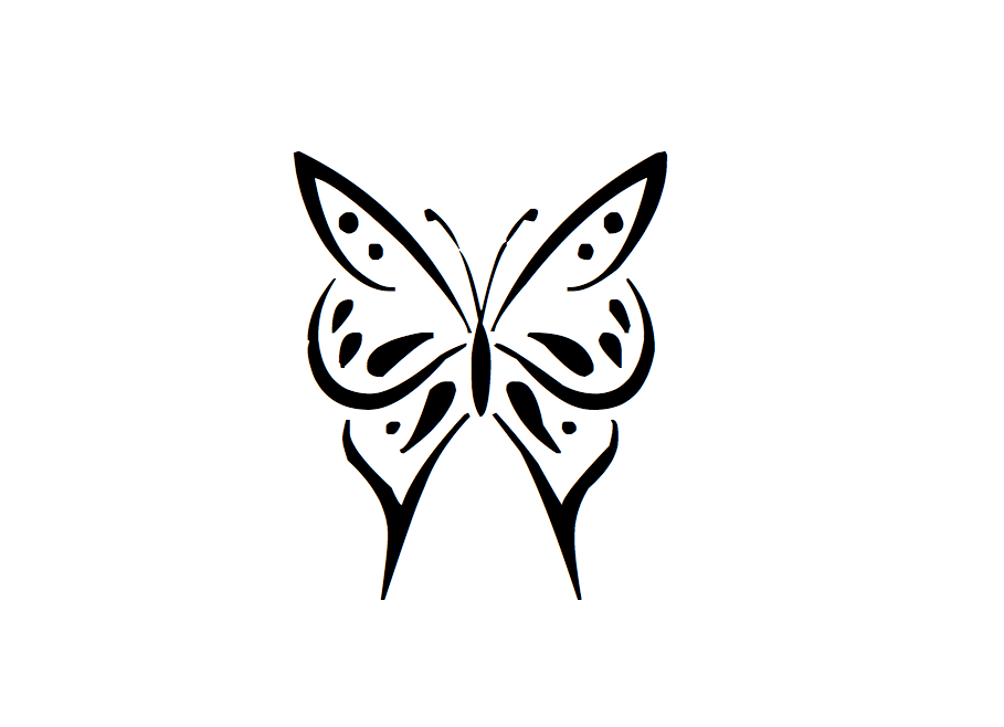 tatouages papillon modele dessins votre pr nom crit en arabe. Black Bedroom Furniture Sets. Home Design Ideas