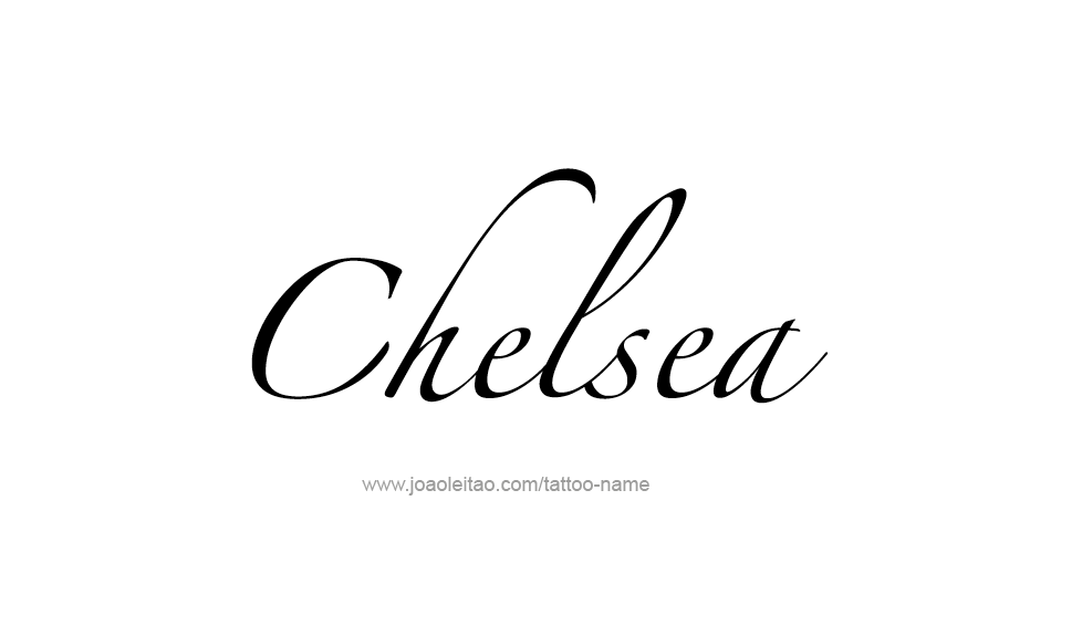 Chelsea Tattoos Designs Images