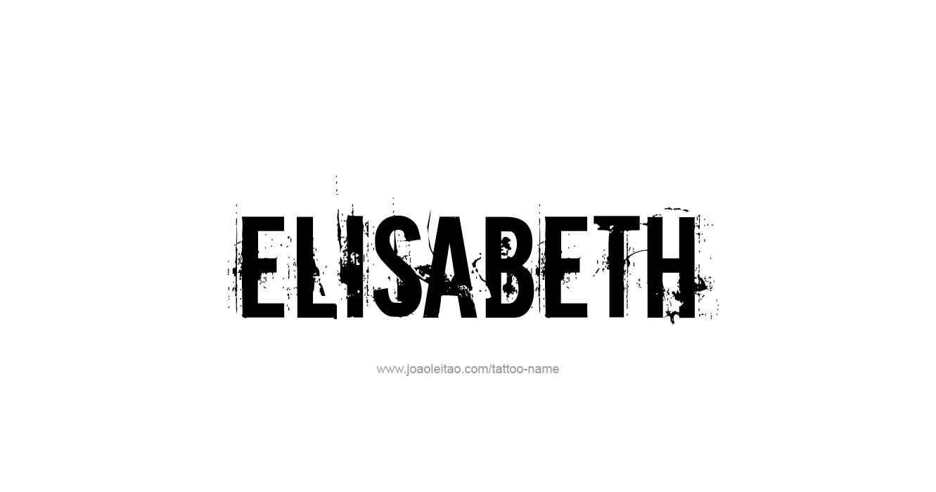 Elisabeth Name