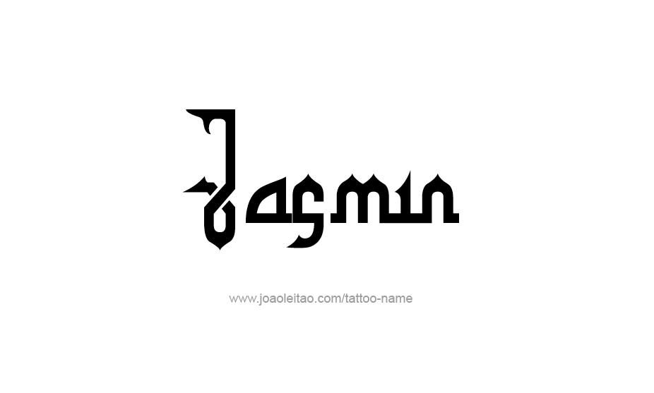 pin name jasmine tattoos pictures on pinterest. Black Bedroom Furniture Sets. Home Design Ideas