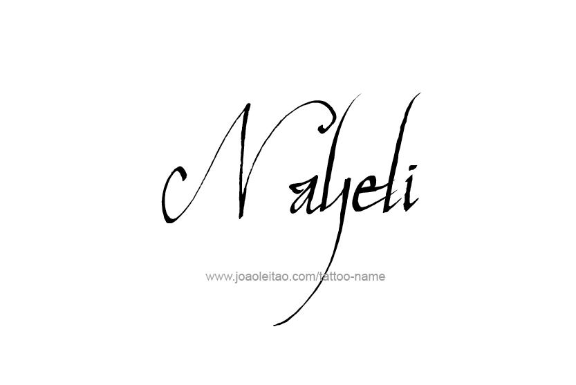 how to draw nayeli. Black Bedroom Furniture Sets. Home Design Ideas