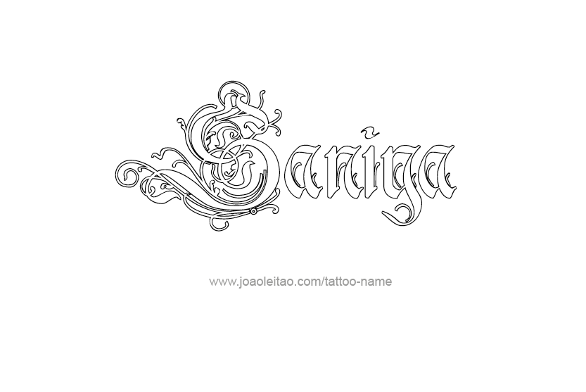 Sania Name