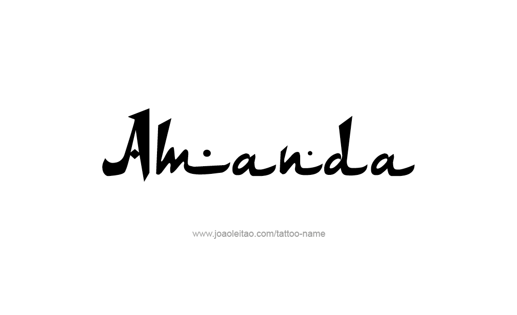 amanda the name wallpaper - photo #17