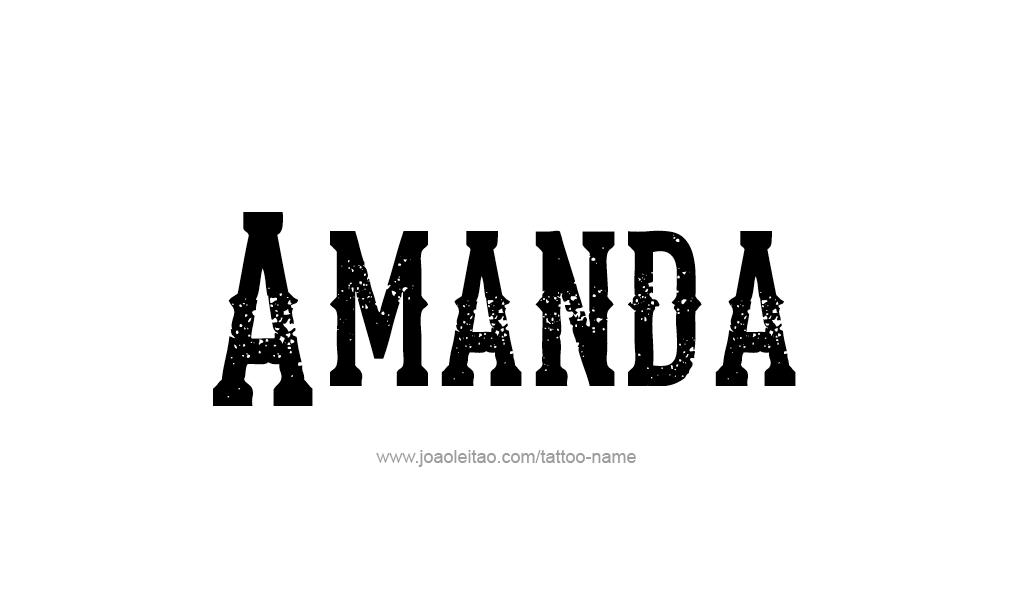 amanda the name wallpaper - photo #22