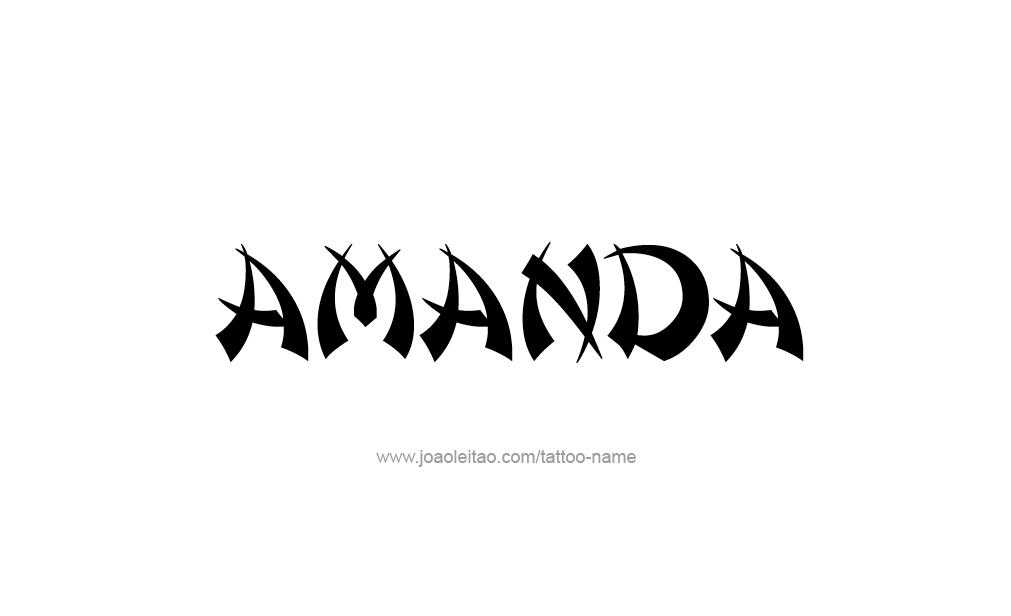 amanda the name wallpaper - photo #13
