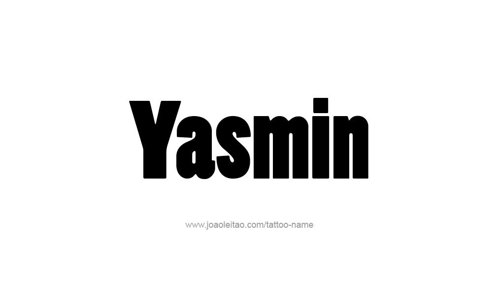 yasmin name - photo #6